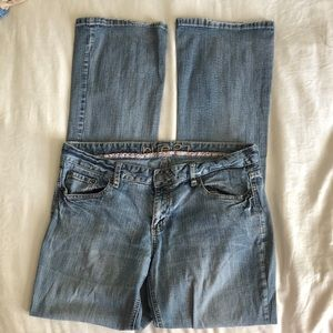 Rue 21 Bootcut Jeans Size 13/14. GUC